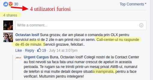Urgent Cargus 5