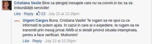 Urgent Cargus5