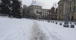 Zăpada, o sursă de bani pentru bugetul de stat