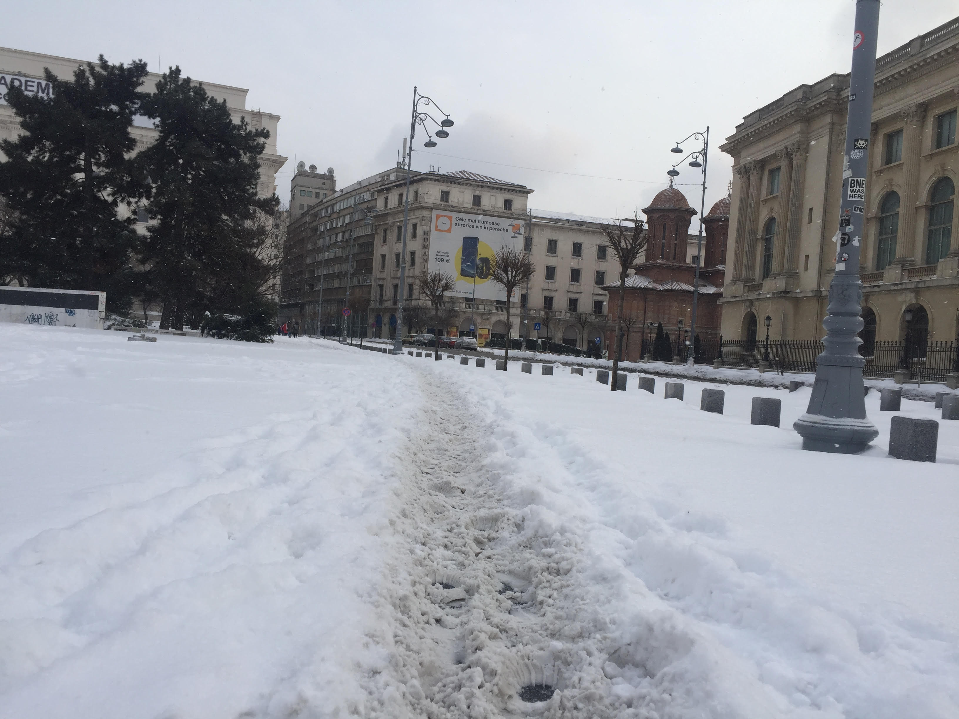 Bucuresti furtuna zapada
